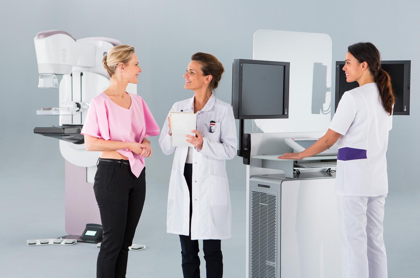 Mammografo Pristina